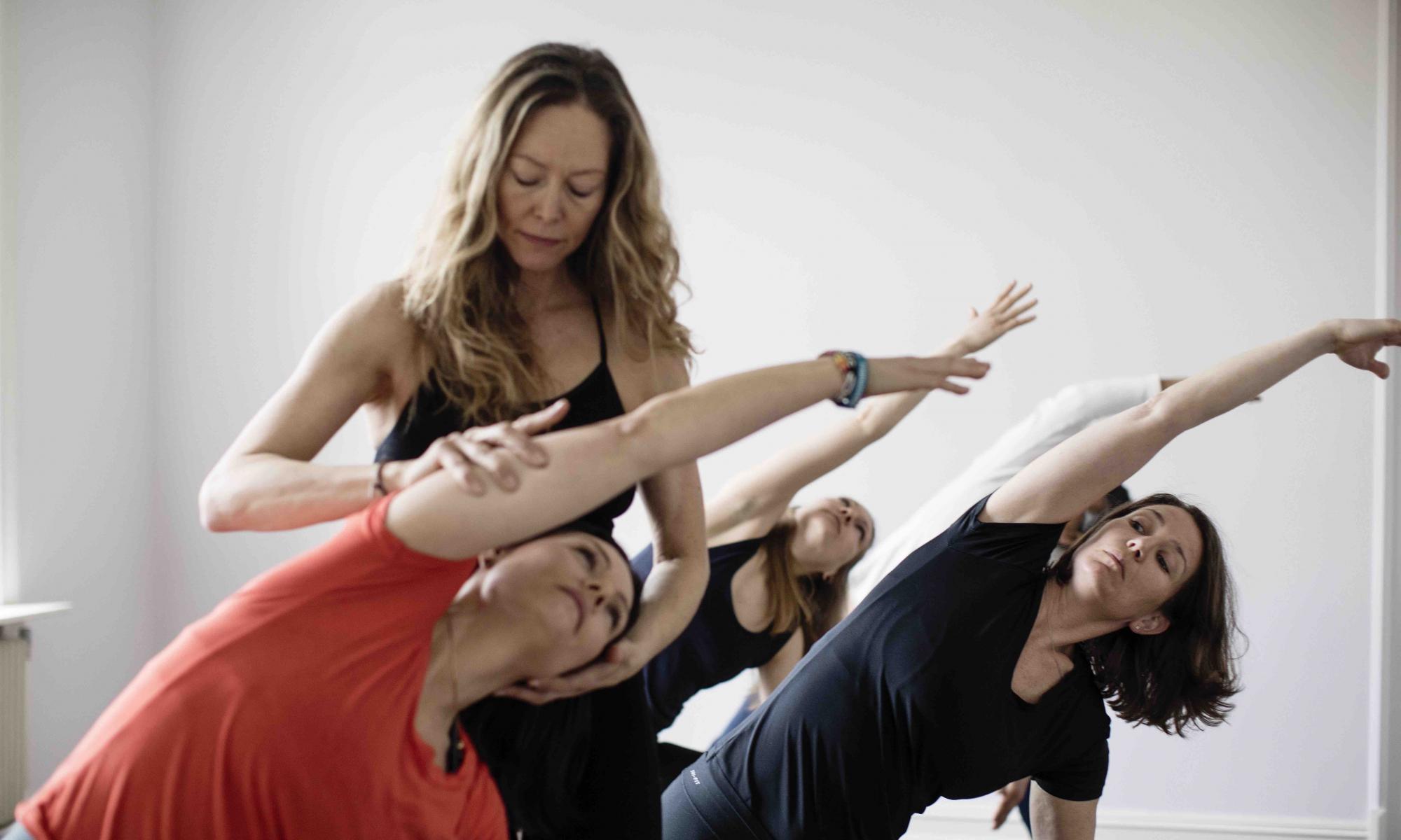 Gunn Haglund Yoga
